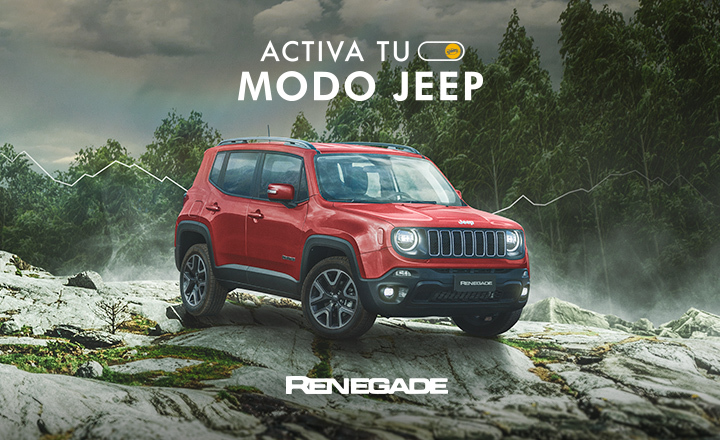Campaña Jeep Renegade