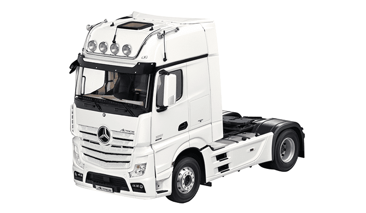 Actros, Cabina 25 Gigaspace