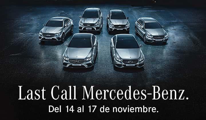 Last Call Mercedes-Benz