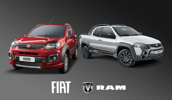 Novedades en marzo de Fiat y Ram