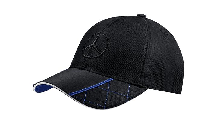 Gorra Negro / Azul Collect.