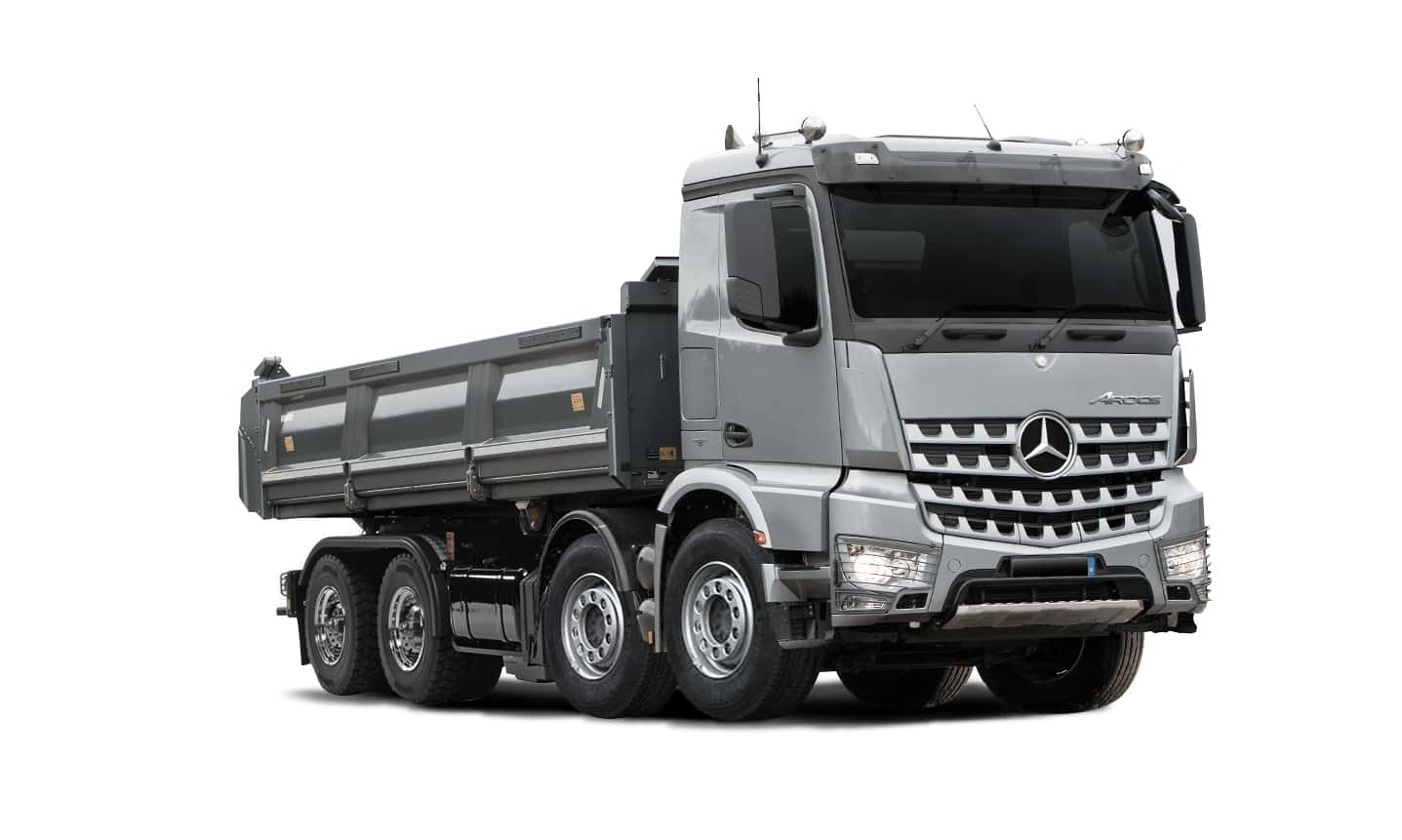Arocs Minero 4151 TRC