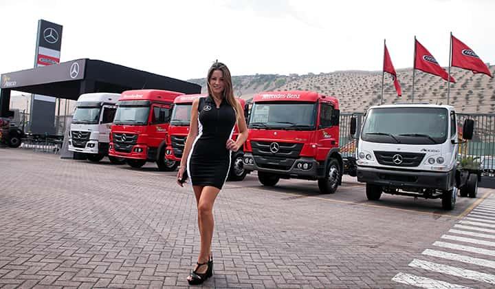 Completamos la oferta de camiones medianos con tres nuevos lanzamientos