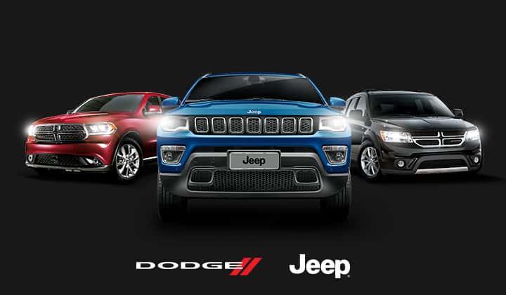 Novedades en marzo de Jeep y Dodge