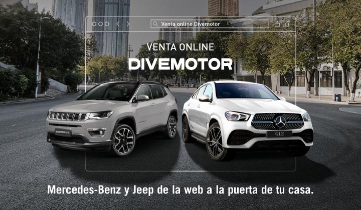 Divemotor realizó sus primeras entregas de autos comprados 100% online