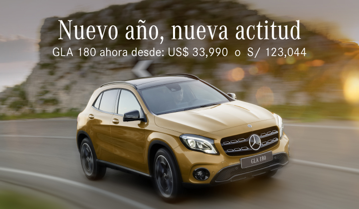 GLA 180 Special Edition