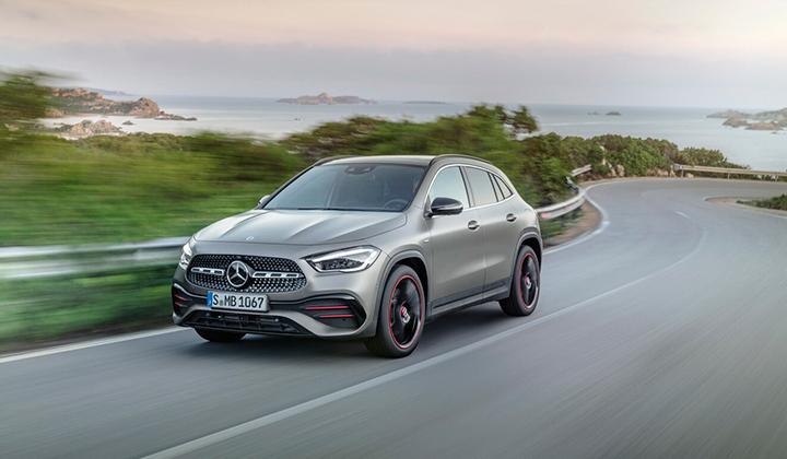 Llega a Perú la nueva GLA de Mercedes-Benz un diseño audaz que domina la ciudad