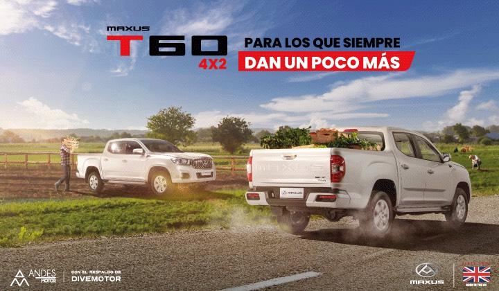 Maxus T60