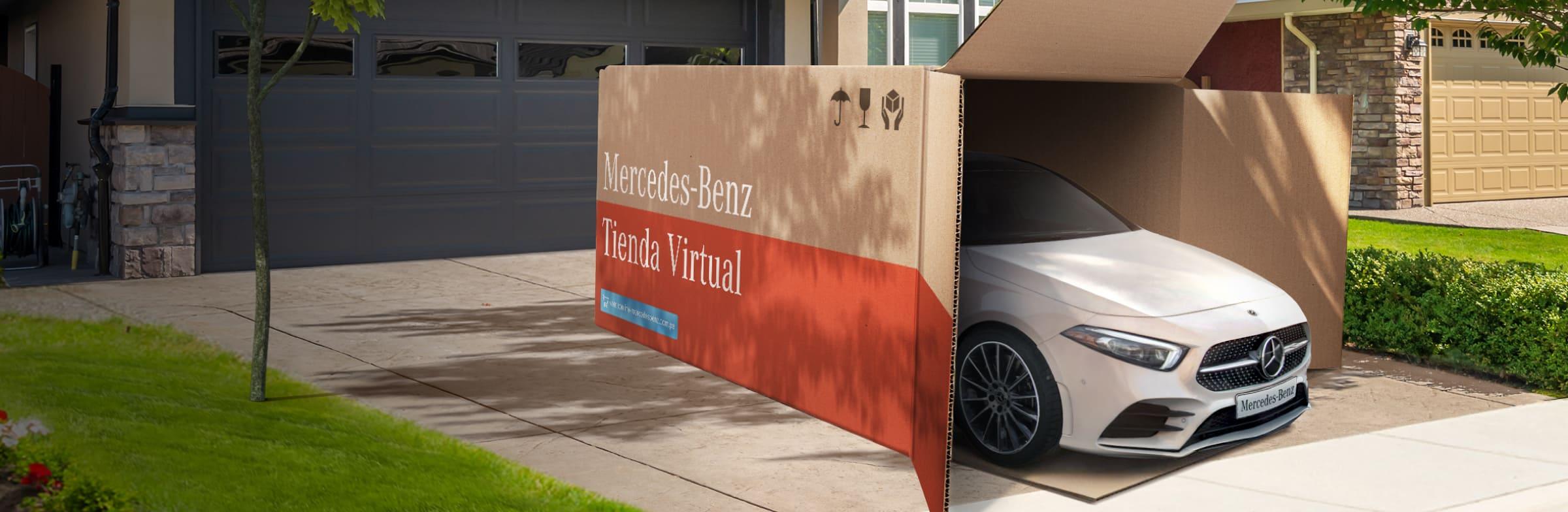 Nueva Tienda Virtual Mercedes-Benz
