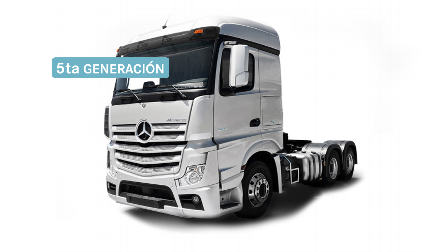 New Actros 2651LS - 5ta Generación