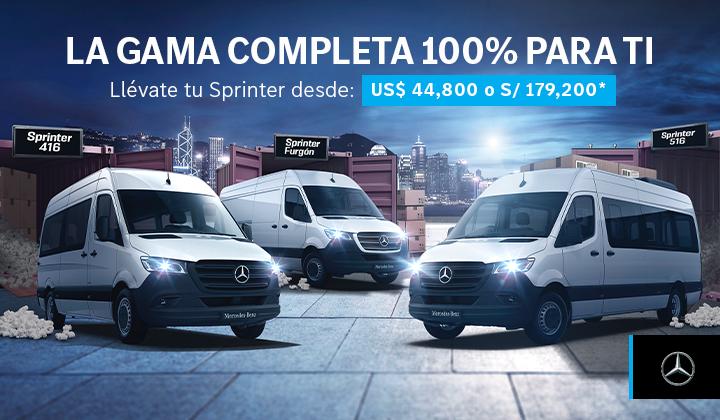 Campaña Sprinter