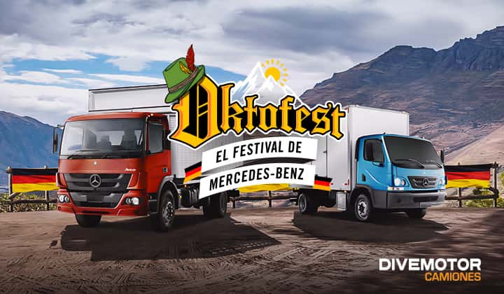 Oktofest El Festival De Mercedes-Benz