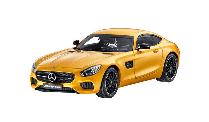 Automovil, Amg Gt S,1:18