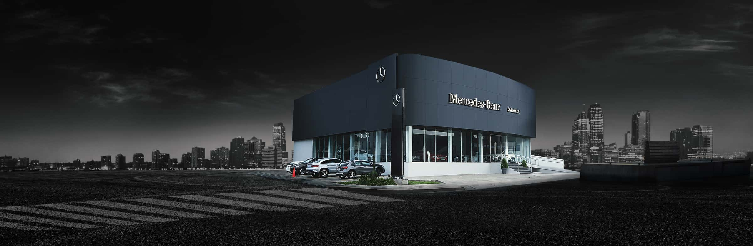 ¡Nos mudamos! Nuevo taller Mercedes-Benz