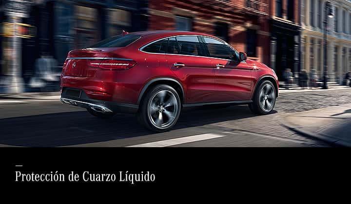 Protección de Cuarzo Líquido // Mercedes-Benz