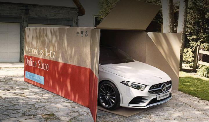 Tienda Virtual Mercedes-Benz Perú