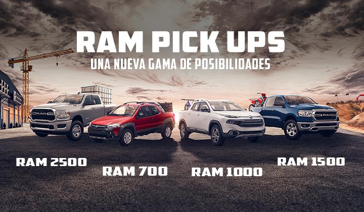 RAM PICK UPS
